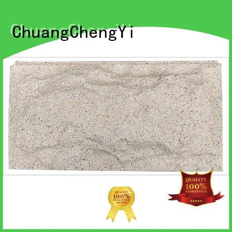ChuangChengYi Mushroom slate series environmental rocklet exterior