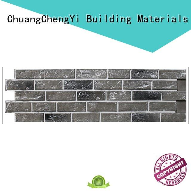 ChuangChengYi Brand wall material clutured fake brick cladding