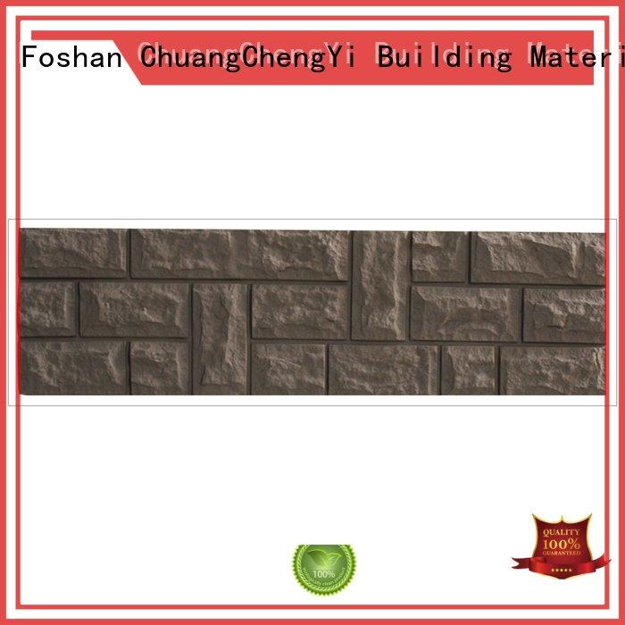 faux brick panels for interior walls material panel hjm ChuangChengYi