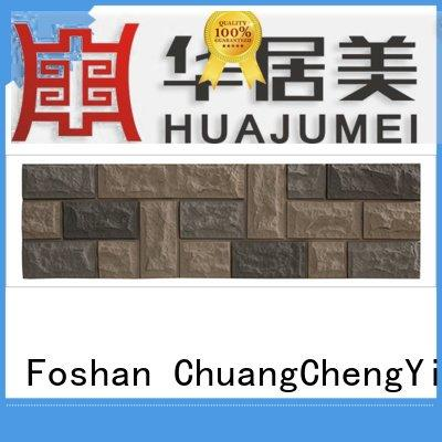 faux brick panels for interior walls ancient ChuangChengYi Brand faux brick panels