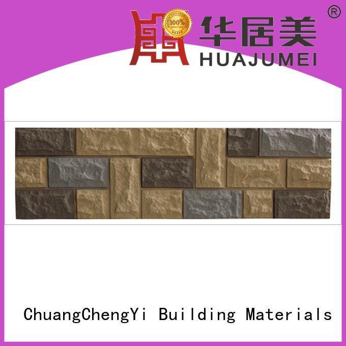 castle series hjm faux brick panels ChuangChengYi