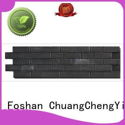 fake brick cladding interior exterior OEM fake brick wall panels ChuangChengYi