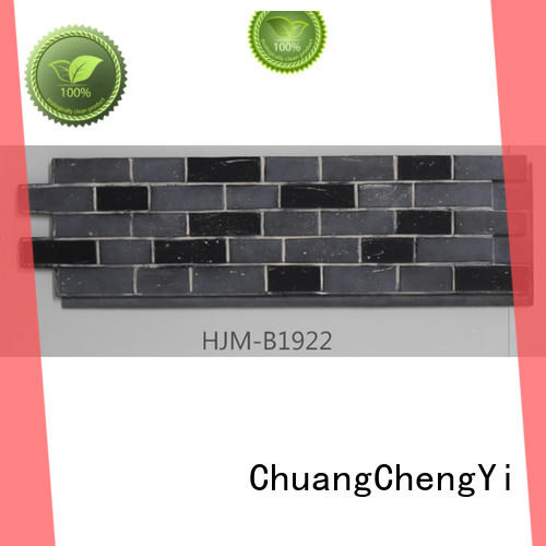highdensity fake brick wall panels chic design for restaurant ChuangChengYi