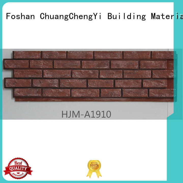 fake brick cladding series material fake brick wall panels manufacture