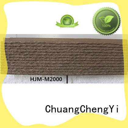 ChuangChengYi top-selling faux panels exterior hjmm2000 for sign