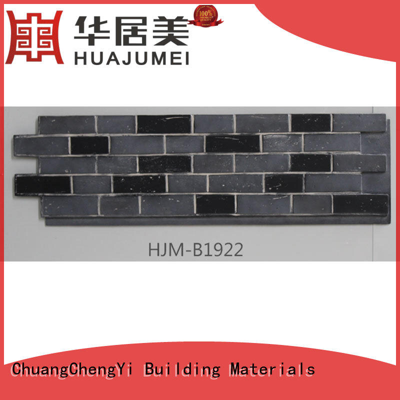 fake brick cladding material hjm fake brick wall panels environmental ChuangChengYi Brand