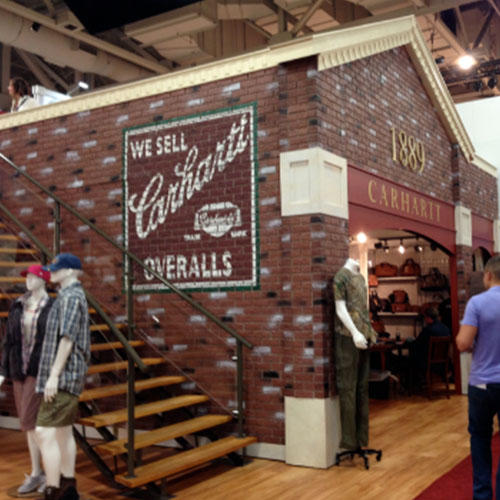 TRADE SHOWS DESIGN