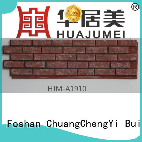 Best faux stone panels for outside hjmb1920 Suppliers for houseowner