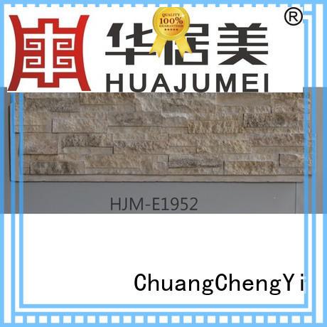 ChuangChengYi highstrength faux brick pillars chic design for hotels