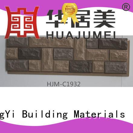lightweight fake stacked stone hjmc1933 funk for retailer