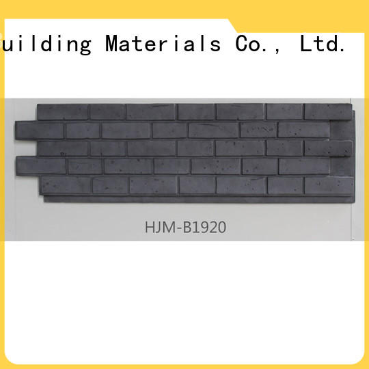 hjma1913 fake brick cladding builder for accent walls ChuangChengYi