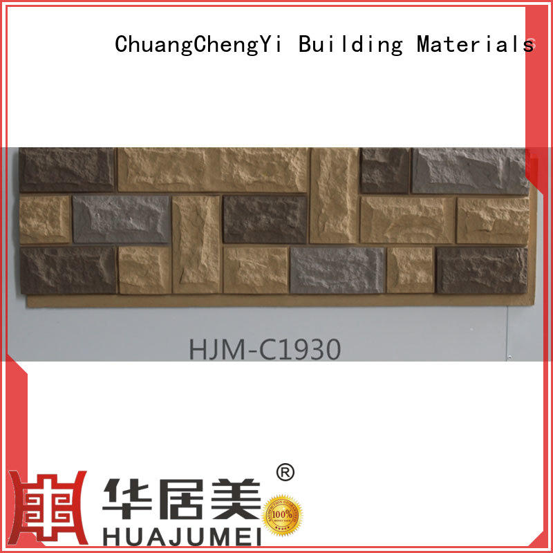 castle faux brick panels for interior walls interior ChuangChengYi company