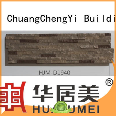 ChuangChengYi durable faux stacked stone veneer for manufacturer for retailer