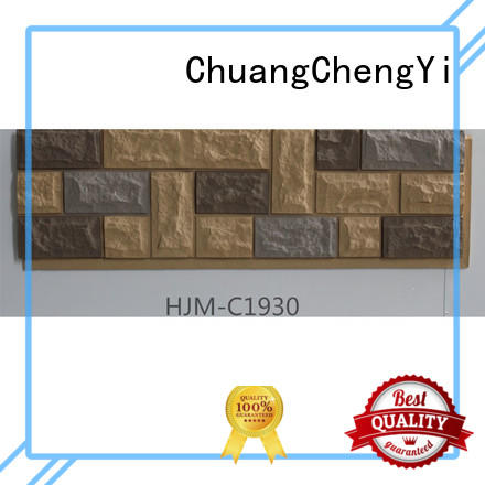 High-quality faux brick stone diy producer for retailer
