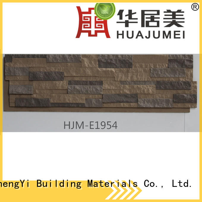 ChuangChengYi easy to install faux brick for sale producer for sign