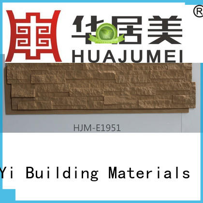 ChuangChengYi high quality fake rock facade producer for houseowner