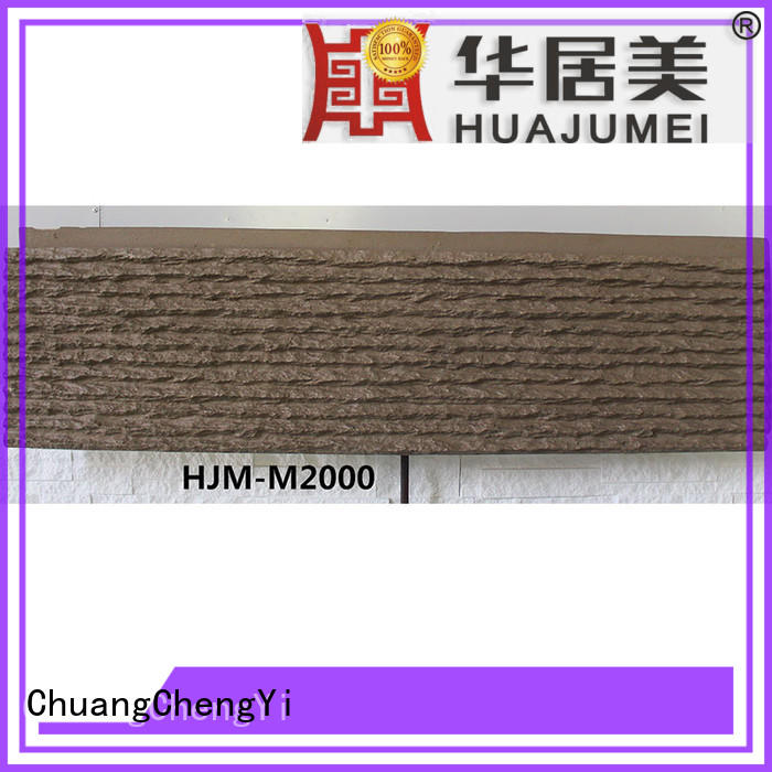 ChuangChengYi fire resistant Mushroom tile in china for exhibition