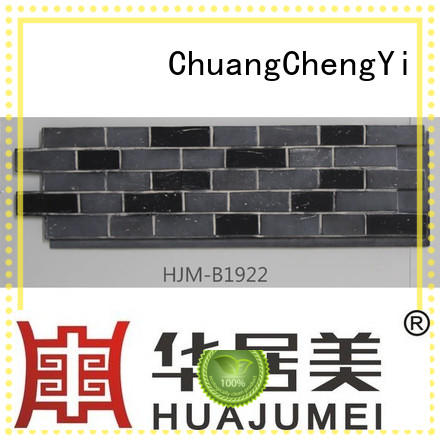 ChuangChengYi interior faux flagstone panels for retailer