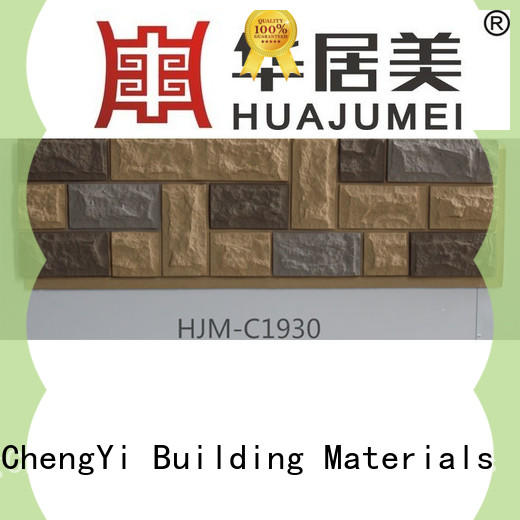 easy to install wholesale faux stone hjmc1930 supplier for houseowner