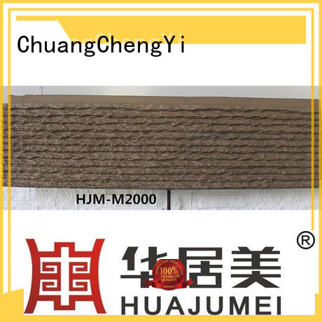 ChuangChengYi panel faux veneer panels for accent walls