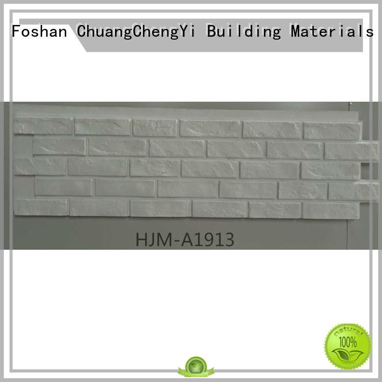 Wholesale wall fake brick wall panels ChuangChengYi Brand