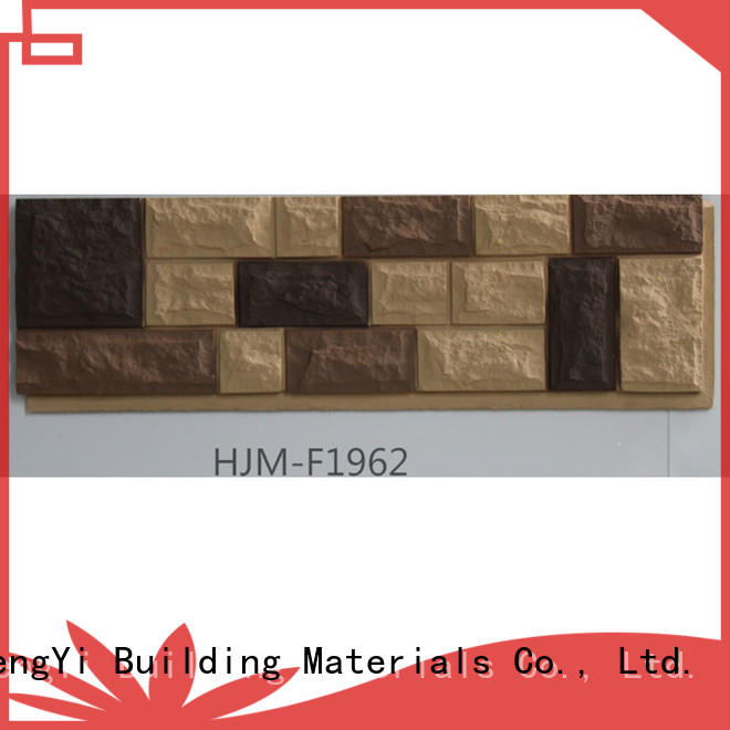 hjmf1960 faux brick for outside house siding for houseowner ChuangChengYi