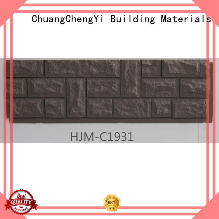 environmental panel series faux brick panels ChuangChengYi