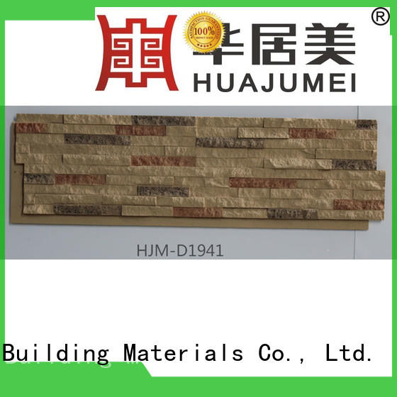 ChuangChengYi outstanding faux stacked rock in china for accent walls