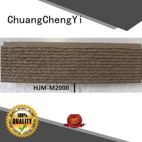 ChuangChengYi easy to install Mushroom tile bulk production for retailer