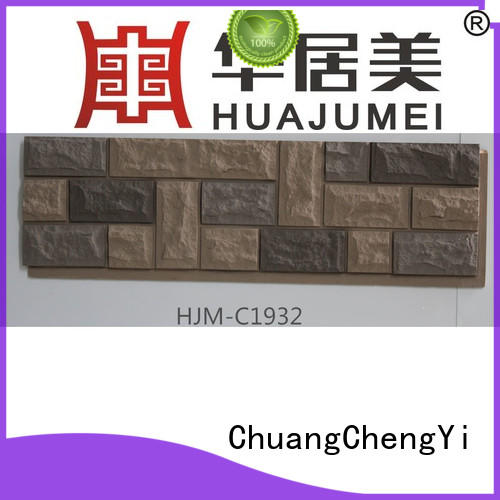 random fake stone for houses factory price for churches ChuangChengYi