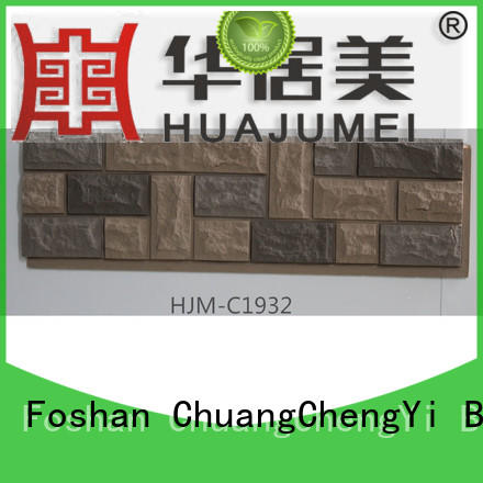 ChuangChengYi 1100mm315mm faux fieldstone company for entertainment
