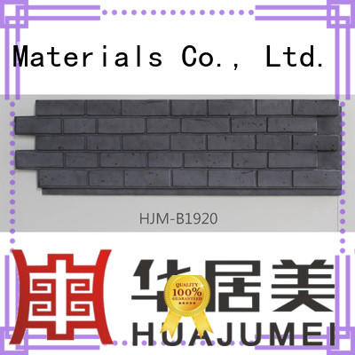 ChuangChengYi hjma1911 faux stone interior factory price for accent walls