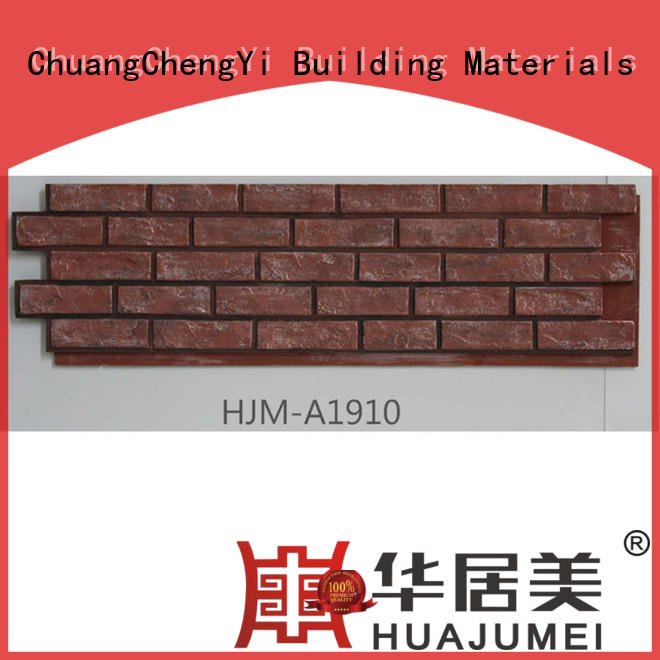 ChuangChengYi lightweight faux fieldstone veneer in china for sign