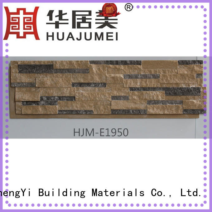ChuangChengYi suitable faux stone sheets company for exhibition