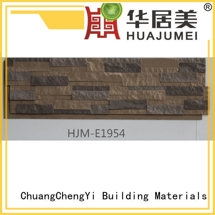 ChuangChengYi High-quality fake rock sheets factory price for houseowner