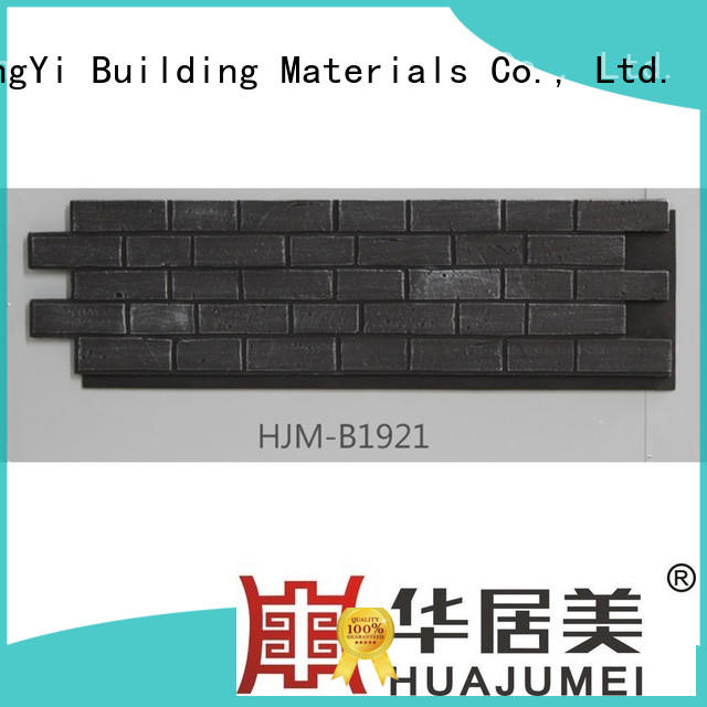 High-quality white brick veneer builder in china for exhibition
