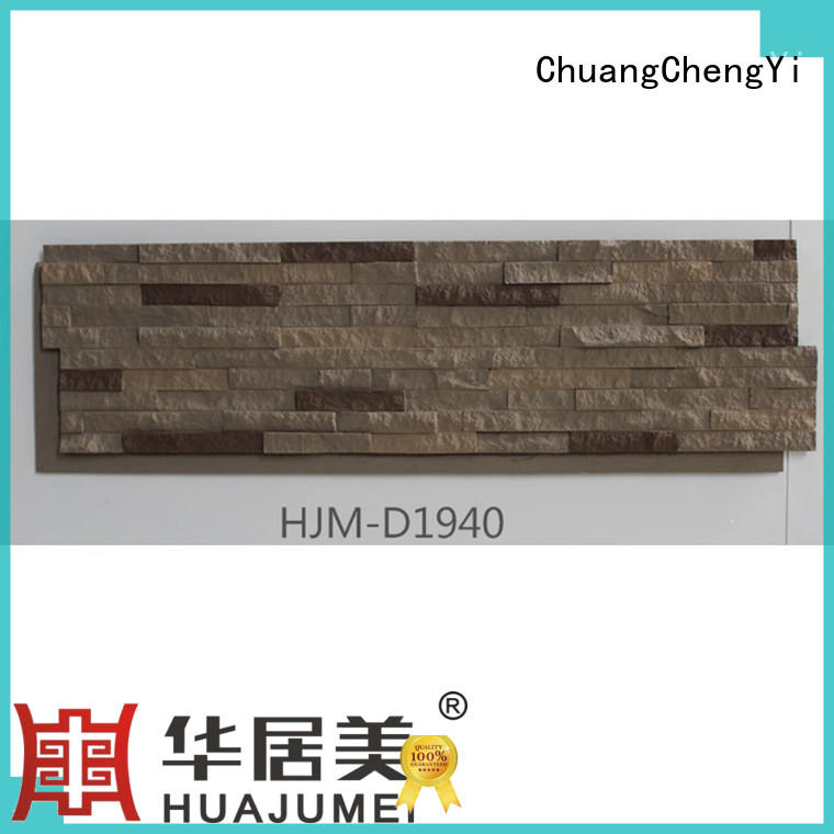 industry leading fake rock panels lightweight supplier for exhibition