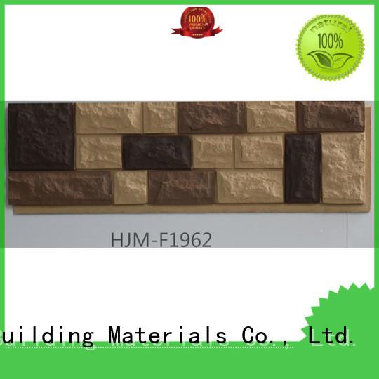 ChuangChengYi easy fake stone veneer producer for restaurant