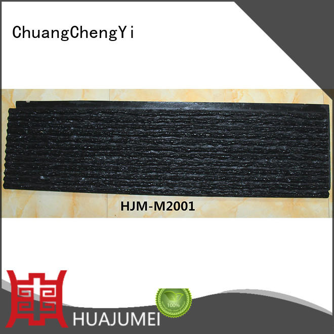 ChuangChengYi Latest rustic wall panels chic design for houseowner