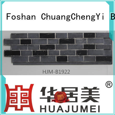 ChuangChengYi durable faux stone wall sheets for business for entertainment