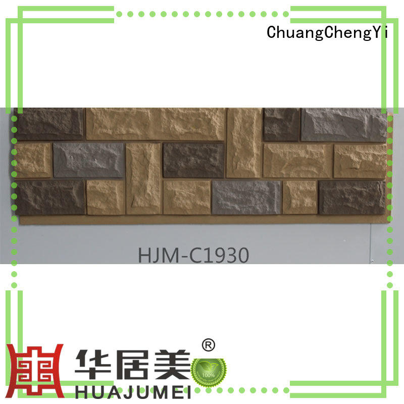 ChuangChengYi Custom brick veneer panels Supply for accent walls