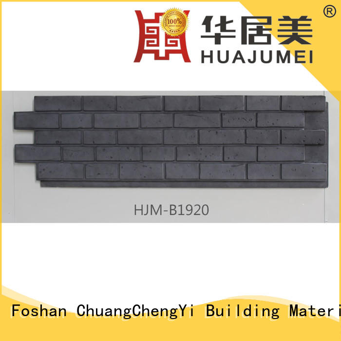 interior fake brick wall panels material environmental ChuangChengYi company