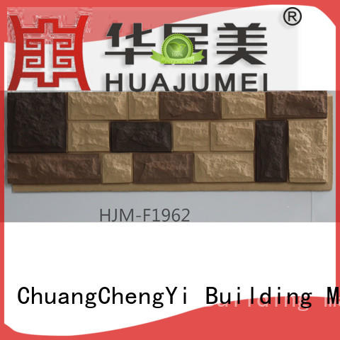 ChuangChengYi lightweight faux stone house durable for entertainment