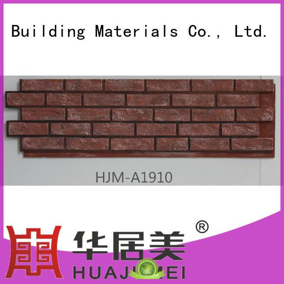 ChuangChengYi faux stone siding chic design for amusepark