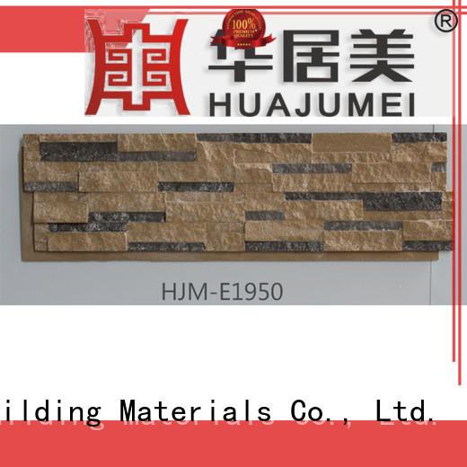 material rocklet hjm faux rock panels ChuangChengYi