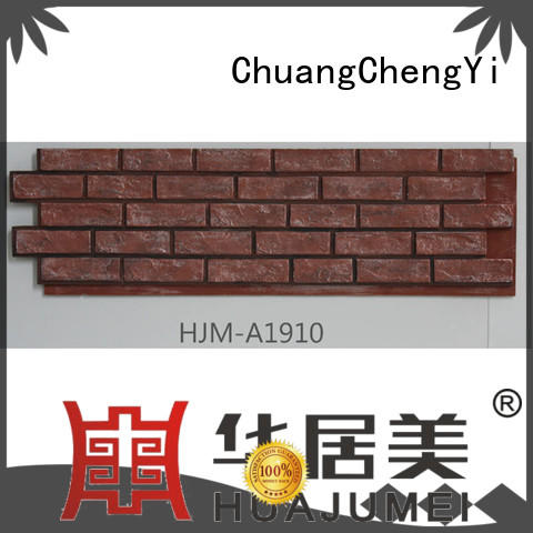 in different color faux sandstone builder factory price for sign