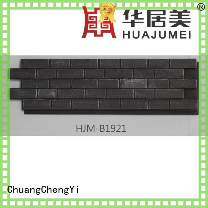lightweight faux fieldstone siding bulk production for churches ChuangChengYi