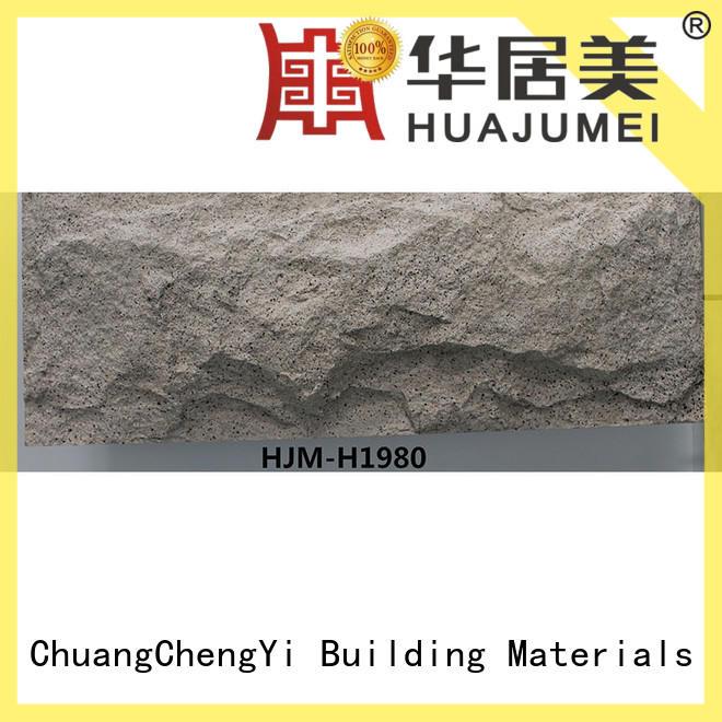 slate polyurethane siding panels hjmh1980 for churches ChuangChengYi