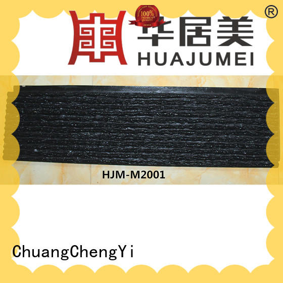 ChuangChengYi fashion design exterior wall panels company for accent walls