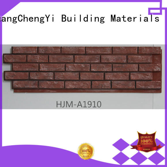ChuangChengYi polyurethane white brick veneer for business for entertainment